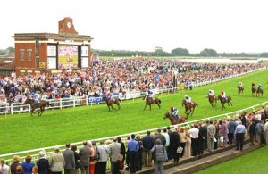 Racing at Ripon