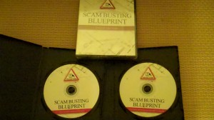 James Fitzmaurice's Scam Busting DVD set