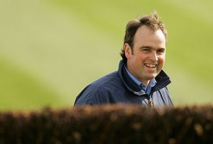 Alan King: incredible Triumph Hurdle record