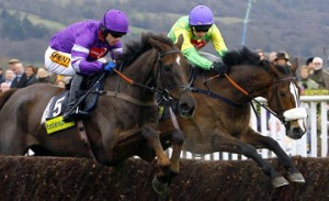 Kauto Star gets the better of Denman