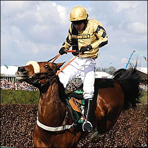 Tidal Bay bids to give weight and a beating all round in the Aintree Grand National 2014