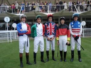 Representing Great Britain, Ross Birkett