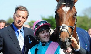 Frankel won the Sussex Stakes 2011