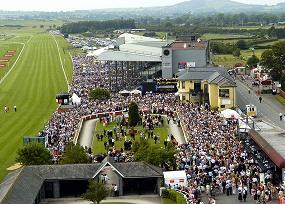 Irish Champions Weekend at the Curragh