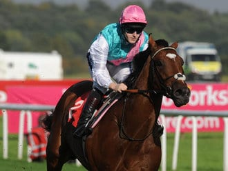 Frankel is not the only star this flat season