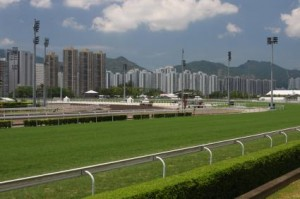 Kranji race track, Singapore