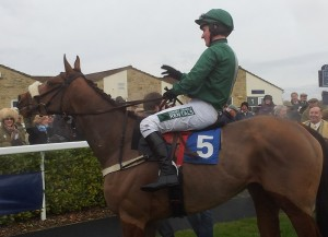Neil Mulholland enters the winners' circle