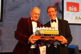 Richard Hughes - Ride of the Year 2011 winner
