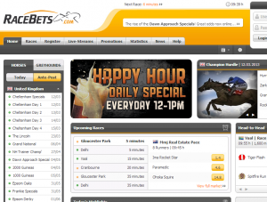 £10 no deposit free bet with racebets