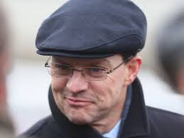 Happy Aidan O'Brien