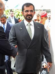 Sheikh's UAE steroid ban