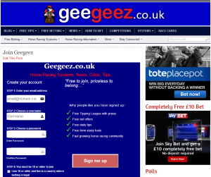 Join Geegeez