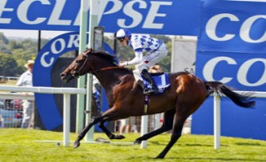 Al Kazeem wins the Eclipse