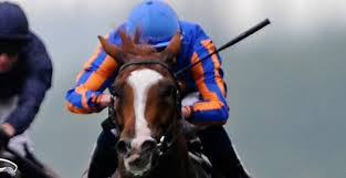 Mars - on the move from Ballydoyle