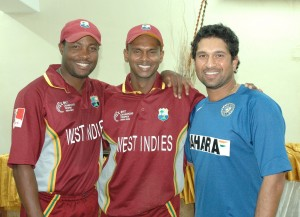 Sachin and friends...