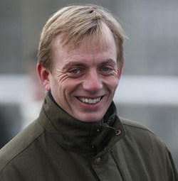 Greatrex: one of six to follow for bumper profits