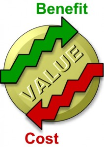 Where to find value...