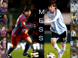 20/1 Messi to be top scorer? Massive value!