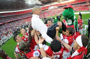 Wenger wins his fifth FA Cup