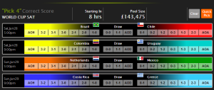 Colossus Bets syndicate