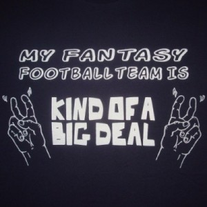 Get your Fantasy Football entry in now!