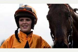 Lizzie Kelly notched another big race win aboard Tea For Two