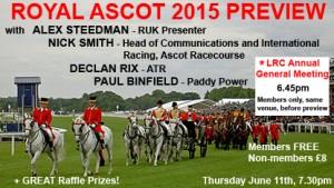 LRC Royal Ascot Preview