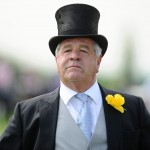 Sir Michael Stoute: runners galore