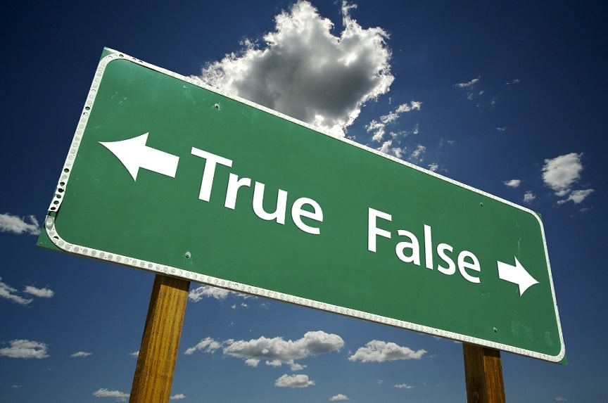 True or False? Busting racing myths