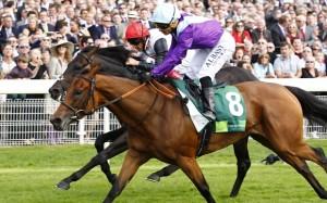 Arabian Queen defeats Golden Horn