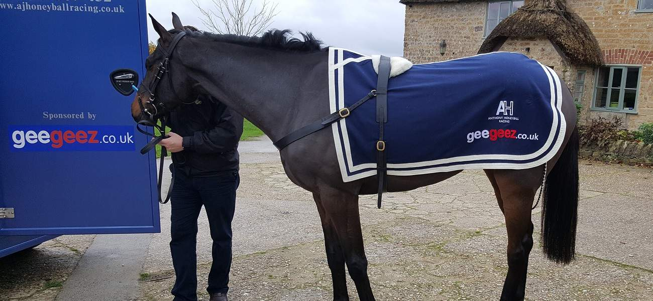 geegeez.co.uk is delighted to support AJH Racing
