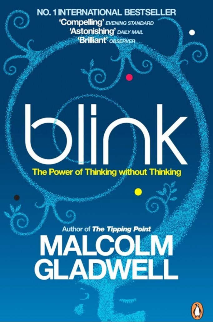 blink malcolm gladwell incomplete idea Blink - malcolm gladwell posted by darren rowse 28th of december 2004 pro blogging news is anyone else really hanging out to get their hands on a copy of malcolm gladwell's new book it was an eyeopener to me, and simply categorised the various types of people important to an idea, product.