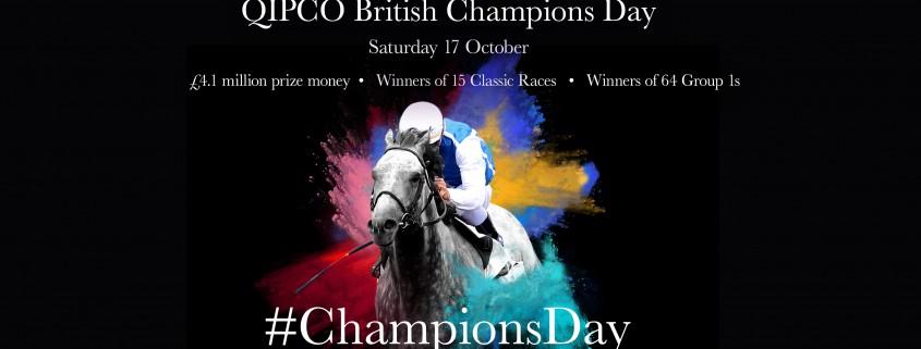 British Champions Day live entries