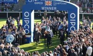 A Thrilling Champions Day
