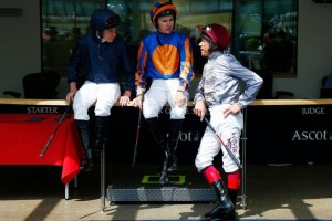 Top Jocks - Dettori, Moore and O'Brien