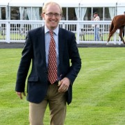 Harry Whittington, trainer on the up