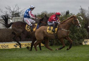 Last Fence Drama at Sandown