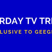 Saturday TV Trends