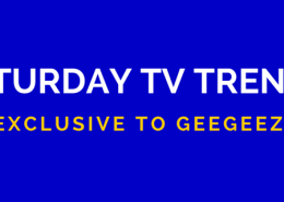 Saturday TV Trends