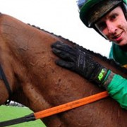 Mark Walsh and Carlingford Lough win the Irish Gold Cup
