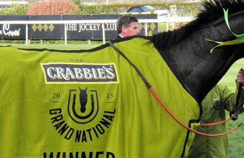 The late Many Clouds ran at Cheltenham en route to Grand National glory