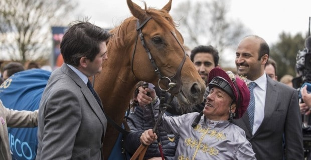 Palmer and Galileo Gold were not at their best at the weekend