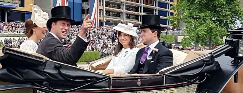 Royal Ascot on ITV Racing