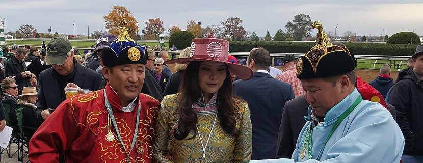 Mongolian Saturday bids to add Royal Ascot glory to his Breeders' Cup crown