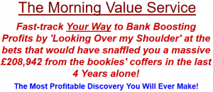 Morning Value Service
