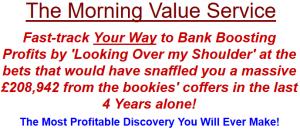 Morning Value Service