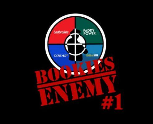 Bookies Enemy #1