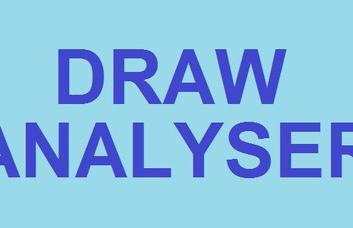 Introducing... Draw Analyser