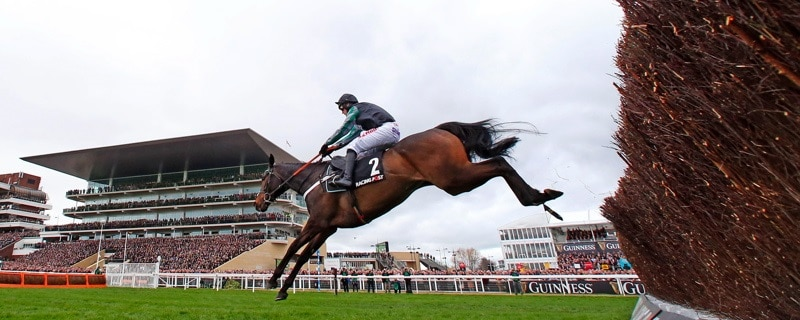 After Cheltenham success, Altior bids to seal the Trainers' Championship for Nicky Henderson at Sandown Photo: Healy Racing