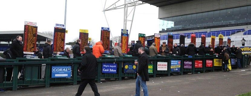Are bookies losing their own business?. 12/1/2013 Pic Steve Davies/Racingfotos.com